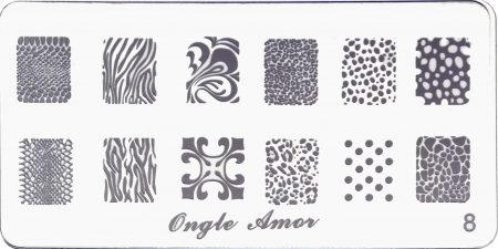 Plaque stamping 8