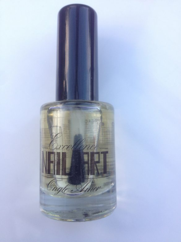 Vernis Stamping de finition transparent –