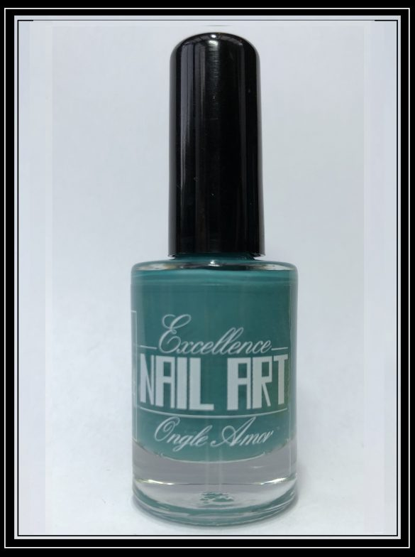 Vernis Stamping – Bleu Tiffany – Excellence Nail Art