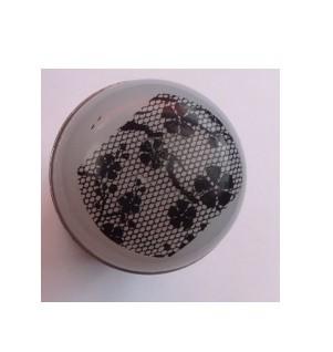 Tampon XXXL silicone souple/corps metal