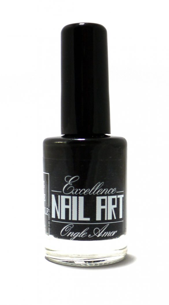 Vernis Stamping – Noir – Excellence Nail Art