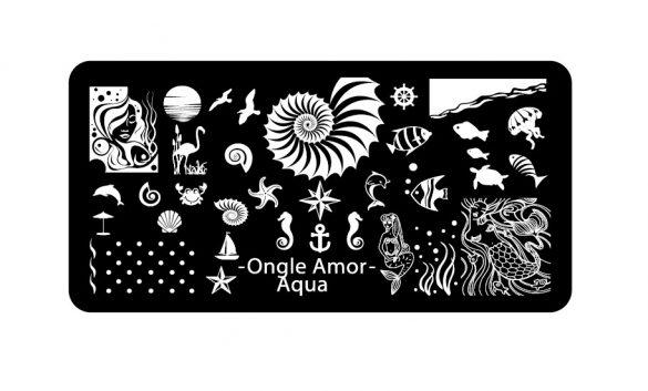 Plaque AQUA