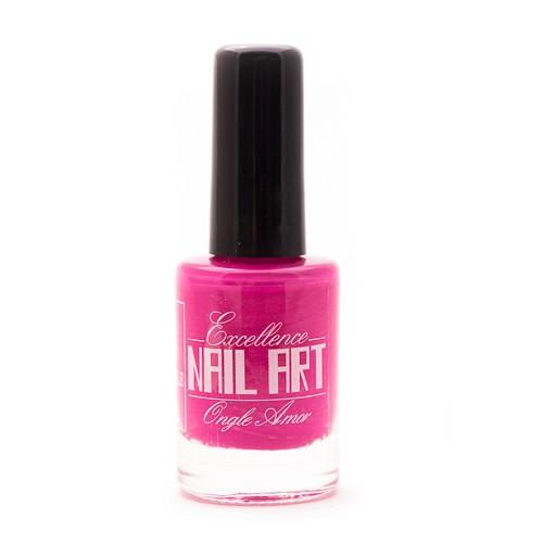 Vernis Stamping Exellence Nail Art ROSE METAL