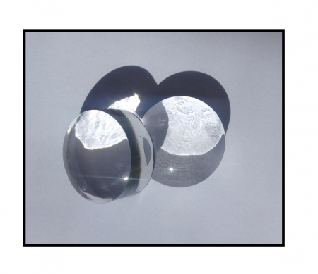 Tampon Silicone Transparent XXL