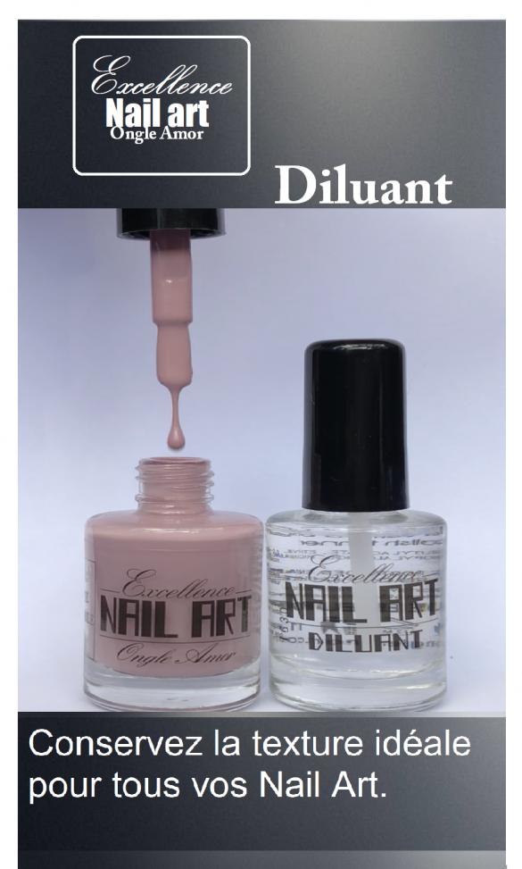 Diluant pour Vernis – Excellence Nail Art