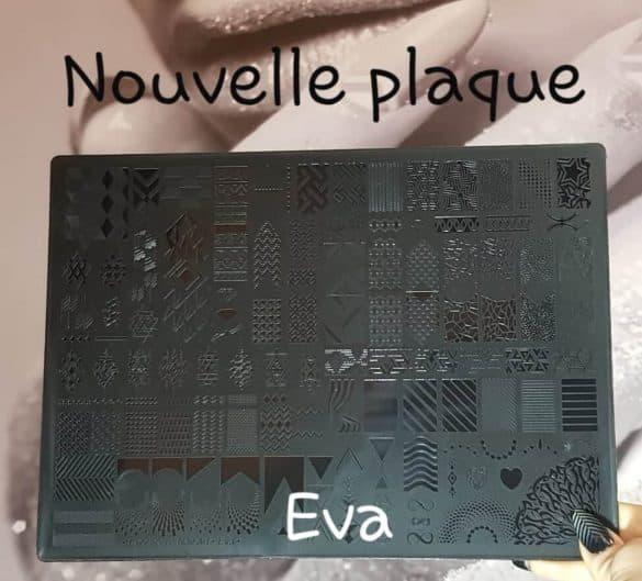 Eva – Plaque Stamping nouvelle génération