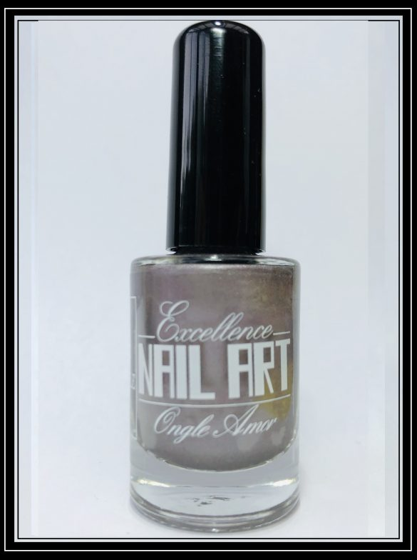 Vernis Stamping – Argile Chrome – Excellence Nail Art
